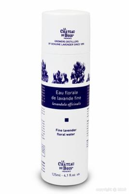 EAU FLORALE DE LAVANDE FINE 100% HYDROLAT DE LAVANDE FINE FLACON 125ML